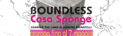BOUNDLESS - Sharing the land di Jasmine Pignatelli